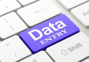 100 Page data entry work PDF to MS-Word or other Typing Work for 20