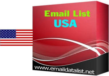 I will give you 100k USA email address