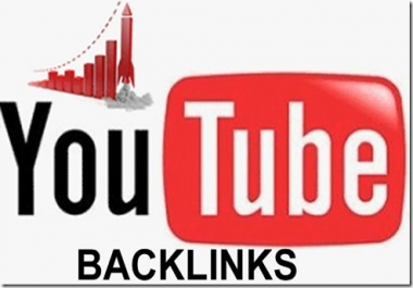 Need youtube backlink service