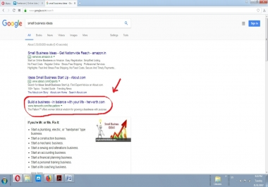 Need seo expert for rank our website in google. co. in 1 in one month
