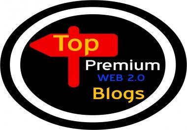 Manually Create High Da Web 2, 0 Blogs Accounts