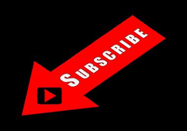 Need Youtube promotion 500