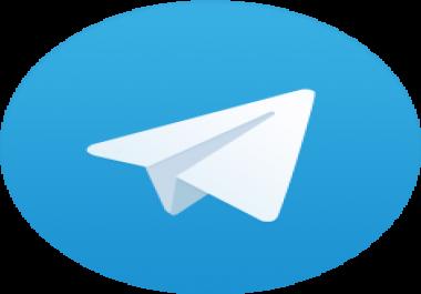 I need Telegram id scraping tool