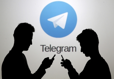Real and Active Telegram Channel Members