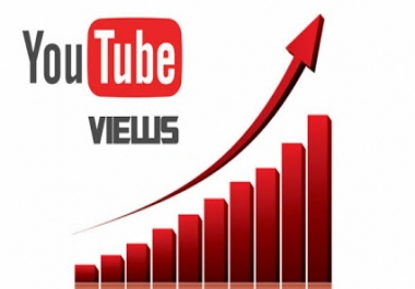 I want a seller to send Real y&omicron utube View start instant