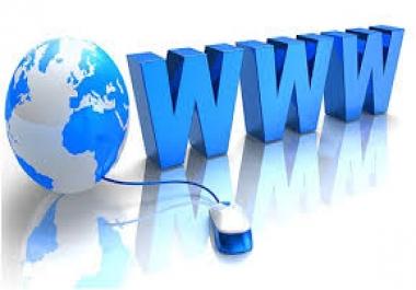 Need wordpress website design
