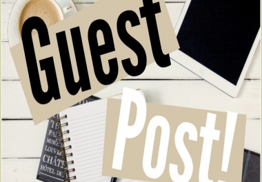 Guest Post Need for my website