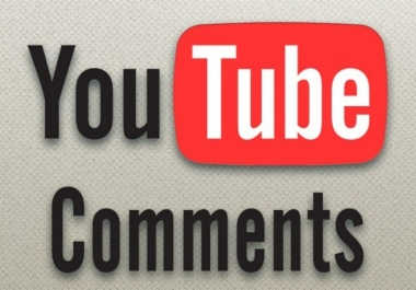 Maximum number of youtube custom comments for 1