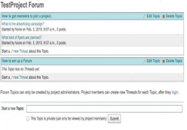 Need to provide 100 quality forumlinks
