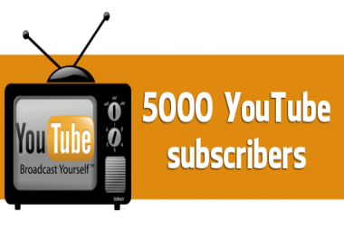 50K YOUTUBE SUBS NON DROP