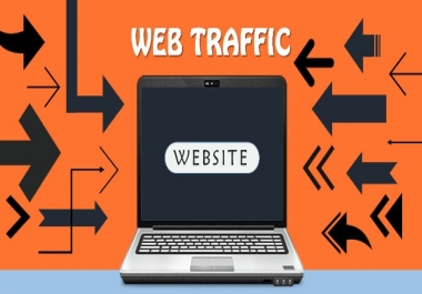 50,000 Web Traffic To site