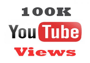 100k Views Non Drop.