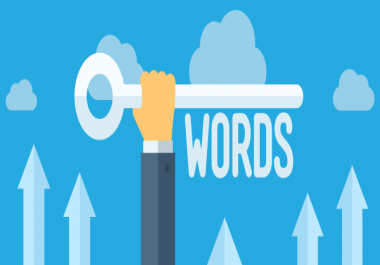 SEO 80 keywords per month for 6 month and guaranteed rank 1st on google