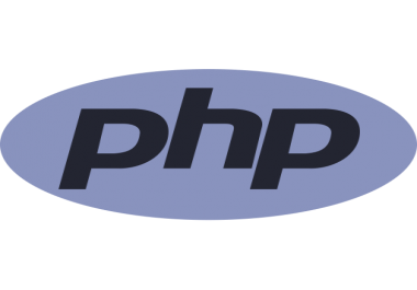 custom php just purchased script