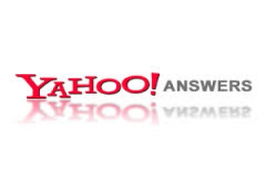 I want to buy a level 3 or 4 yahoo answer account