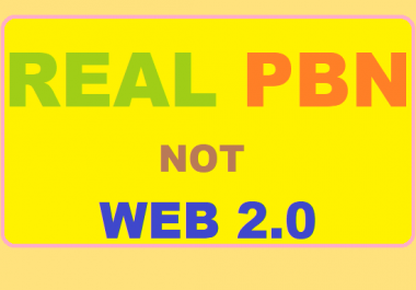 NEED REAL PBN WITH DA 70-90+ NOT WEB 2.0