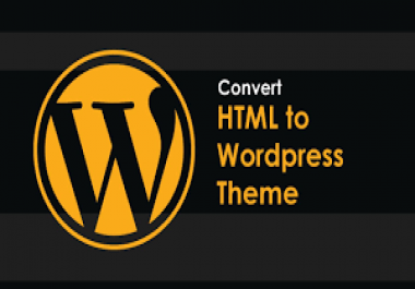 WordPress Premium Theme Design and Development