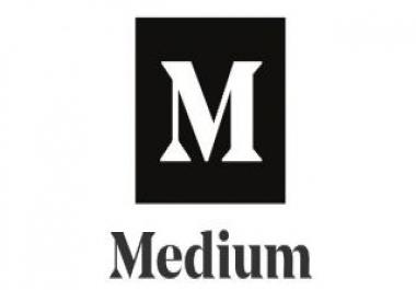 Medium Poster - Article Writer