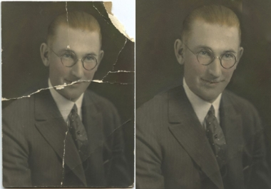 I Will Restore,  Repair, Fix Damaged,  Colorize Old Photos