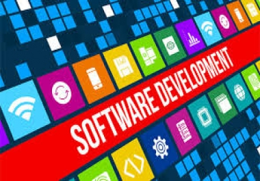 i want to develop a web based software and desktop