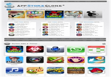 looking for app store clone