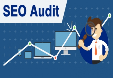 I nees someone to perform SEO audit