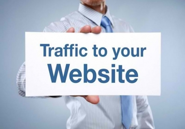 Required USA High Quality Traffic 10000 For Support Website