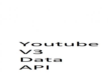 Need unlimited Youtube Data Api V3