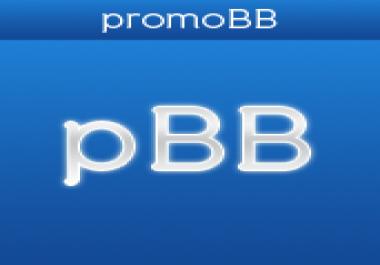7 SEO,  Promotion & Finance Threads