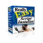Really easy script installer