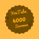 Add 3000 HR Vie. Ws or 50 You Tube Lik. E