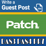 write and publish a guest post on Patch PA88 DA86 CF46 TF40 Alexa rank 724