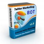 Automatic Twitter Marketing - Auto Tweet,  Retweet,  Replay,  Like,  Follow
