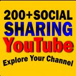Do 200+ Social Sharing SEO for YouTube