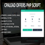CPALead Offers PHP Script