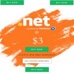 Flash Sale. Net Domain