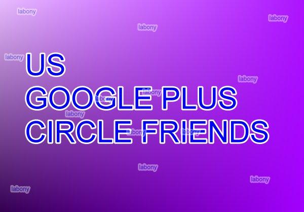 I need 200 USA Google plus circle follower within 24 hours