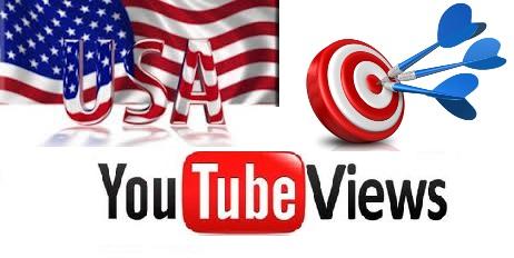 Need USA youtube views